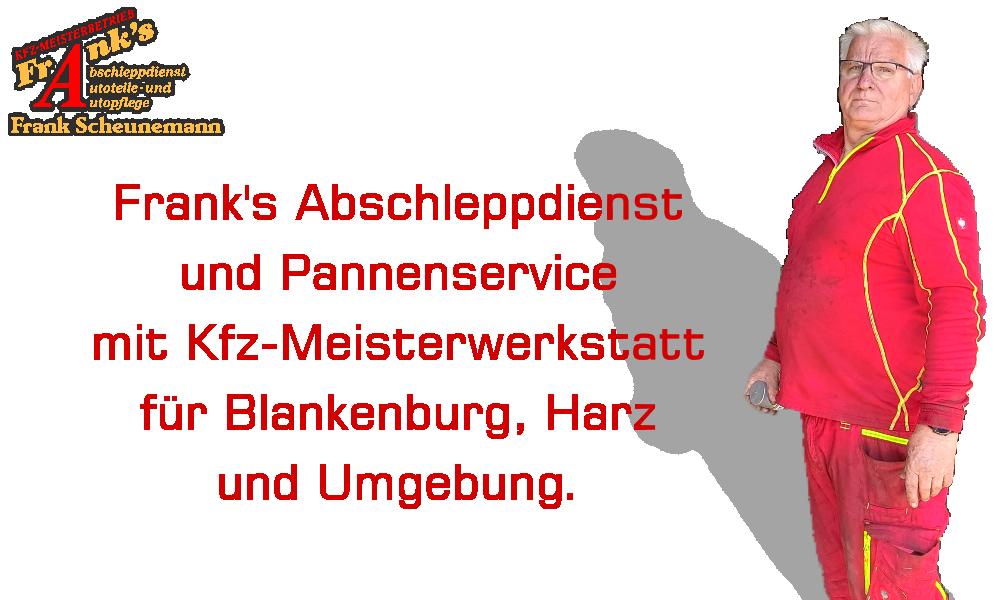 Kfz-Meisterwerkstatt für Blankenburg, Harz und Umgebung