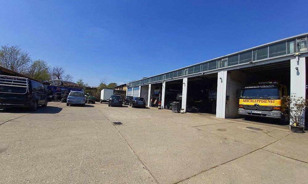 Freie Auto-Werkstatt für alle Marken